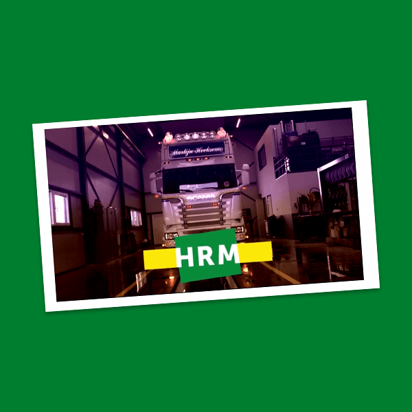 HRM - Klant Reclamebureau RAM - bedrijfsfilm