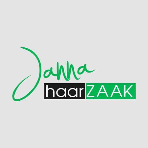 Janna Haar Zaak - Klant Reclamebureau RAM - ontwerp logo